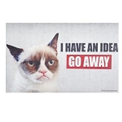 Click to get 30 Grumpy Cat Doormat I Have