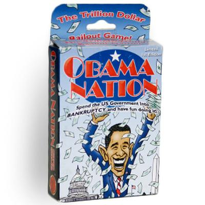 Click to get Obama Nation Playing Cards