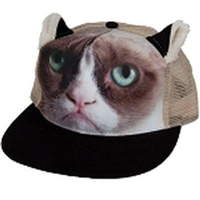 Click to get Grumpy Cat Trucker Hat