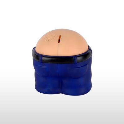 Gags for you fanny bank - Farting piggy bank ...