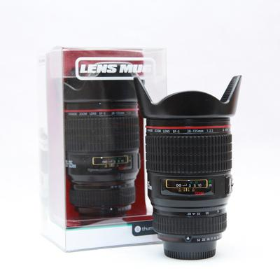 Click to get Camera Lens Travel Cup
