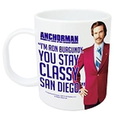Click to get Anchorman Ron Burgundy Mug