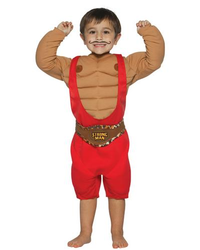 Childrens Circus Strong Man Costume  sc 1 st  GetGags.com & GetGags.com - Gags for you - Childrens Circus Strong Man Costume