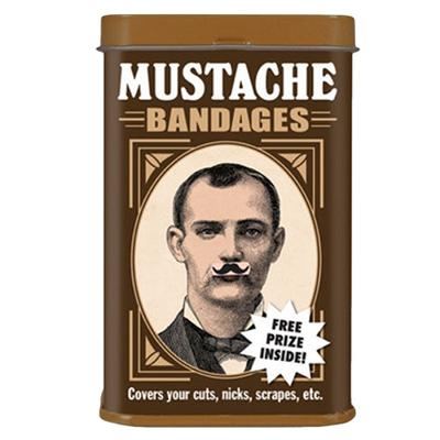 Click to get Mustache Bandages