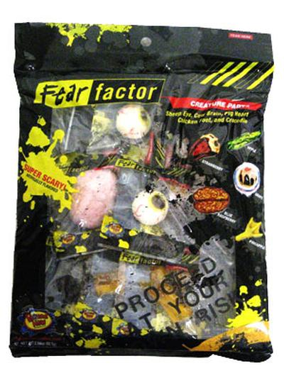Click to get Fear Factor Creature Parts