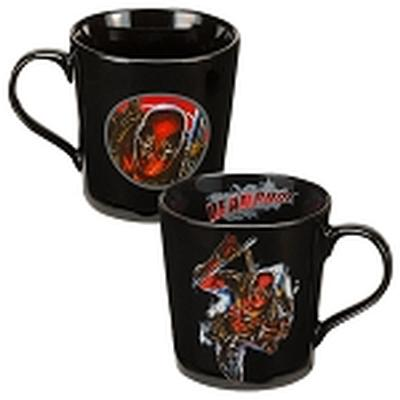 Click to get Marvel Dead Pool 12 oz Ceramic Mug