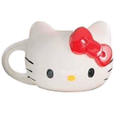 Click to get Hello Kitty Sculpted Ceramic Mug