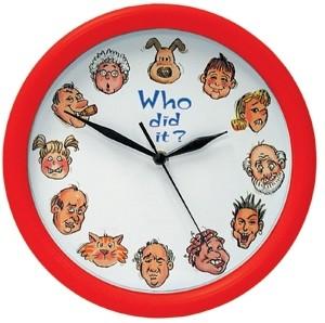 Getgags Com Gags For You Farting Clock