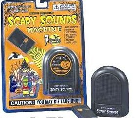 Click to get Remote Control Scary Sounds Machine