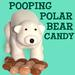 Poo lar Bear   Pooping Polar Bear