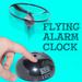 Flying Alarm Clock