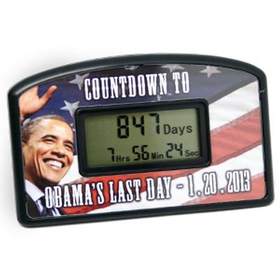 Click to get Obamas Last Day Countdown Clock
